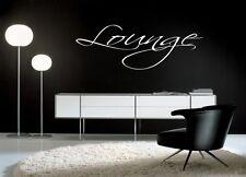 Wandtattoo Wandaufkleber Lounge FZ3263
