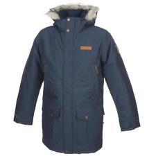Parkas vestes longues Columbia Timberline ridg nv jacket Bleu 59781 - Neuf
