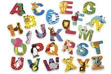 """Buchstaben / Holz / A-Z """"Tiere"""" / Türschild / Kinderzimmer / Namen / Legler"""