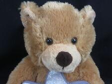 Russ Musical Shining Star Brown Teddy Bear The Manhattans Plush No Code Toy