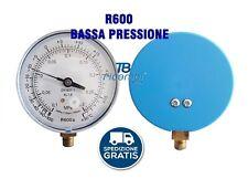 MANOMETRO BASSA PRESSIONE  ALTA PRESSIONE  R600a