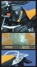 BMW R 1150 GS ADVENTURE  modello Nero/Giallo- adesivi/adhesives/stickers/decal