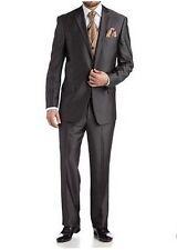 5 Piece Studio Coletti Suit Set L-Gr.94,98,102 Men's Grey Jacket Trousers Vest