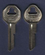 Vintage Corvair 1960 1961 1962 1963 1964 GM key Blanks
