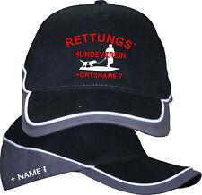 Perros de rescate perros mantrailing escuela basecap capuchón gorra sombrero perros entrenamiento 4