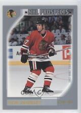 2000-01 O-Pee-Chee #293 Steve McCarthy Chicago Blackhawks Hockey Card