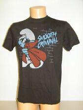 junkfood T-shirt LISSE Criminal SCHTROUMPF TAILLE sélectionner GRIS EN EMBALLAGE