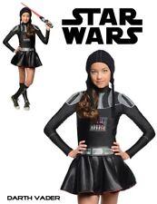 Star Wars Darth Vader Teen Tween Juniors Jedi Sith Costume Dress - Choose Size