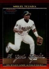 2002 Bowman Chrome Baseball Base Singles (Pick Your Cards)
