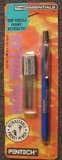 Two (2) Pentech Retraction Mechanical Pocket Pencil + 24 Refills - 0.5 mm lead