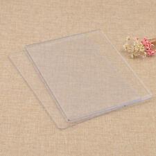 3/5mm Stanzplatte Stempelplatte Stanzschablonefür Stanz- und Prägemaschine Neu