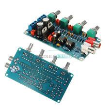 DIY Kits NE5532 HIFI OP-AMP Preamplifier Volume EQ Tone Amplifier Control Board