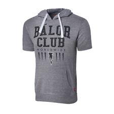 "WWE FINN BALOR ""BALOR CLUB WORLDWIDE"" SPORTIQUE SHORT SLEEVE HOODIE ALL SIZES"