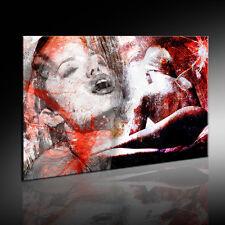 AKT Erotico Sexy Astratto Stampa d'arte, Muro immagine, foto su tela 24 immagine poster n498