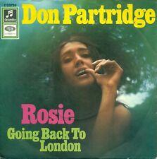 """DON PARTRIDGE - Rosie - 7"""" S7142"""