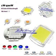 High Power LED white Chip SMD 3W 5W 10W 20W 30W 50W 100W 200W 300W 500W LED Chip