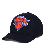 New York Knicks adidas NBA Black Run and Gun Cap