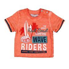 Bóboli camiseta de adolescente Hawai naranja Talla 62 68 74 80 86 92
