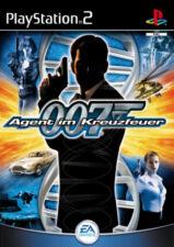 Play Station 2 Spiel PS2 James Bond 007 - Agent im Kreuzfeuer mit Anleitung