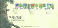 FDC Trees of Malaysia 14.8.1999