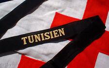 RUBAN LEGENDE MARINE :  TUNISIEN