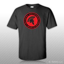 God Will Judge Our Enemies We'll Arrange The Meeting T-Shirt Tee Shirt v6e