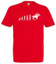 Polo Evolution T-Shirt Human Coach Trainer Sports Sport Fun Player Horse Rider