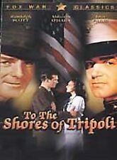To the Shores of Tripoli (DVD, 2002, Fox War Classics)
