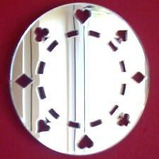 Póquer Chip Espejo acrílico (varios tamaños)