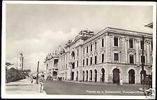 ecuador, GUAYAQUIL, Palacio de la Gobernacion 10s RPPC