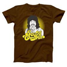 Sexual Chocolate  Mr Randy Watson Soul Glo Brown Basic Men's T-Shirt