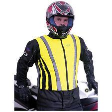 Oxford Warnweste, Motorrad Roller Quad ATV Motorsport Sicherheit gelb