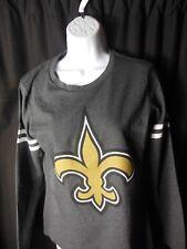 New Orleans Saints Women's NFL Team Apparel Long Sleeve Shirt