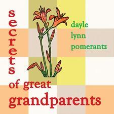 Secrets of Great Grandparents - NEW