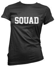Camiseta para mujer escuadrón