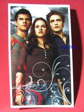 Twilight Photo Kristen Pattinson Lautner 3.5 x 6 Movie Sticker