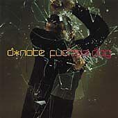 D*Note - Fuchsia Dog (2002) Cd mint