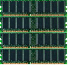 1GB 2GB 3GB 4GB Markenspeicher DDR1 333 / 400 MHz PC3200 PC2700 DIMM 184-pol