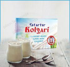 The best Yogurt Starter Culture -Natural Traditional Homemade Bulgarian Yoghurt