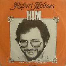 "7"" 1979 ! RUPERT HOLMES : Him  / RARE NL-PRESS IN VG+"