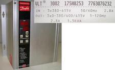 Frequenzumrichter DANFOSS VLT3002 175H8253 1,5 kVA Variable Speed Drive VLT3002