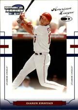 2004 Donruss World Series 1-224 +RCs+Inserts A1782 - You Pick - 10+ FREE SHIP