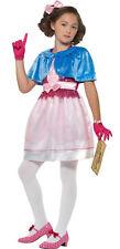 VERUCA SALT Charlie fabbrica di cioccolato Costume Libro Settimana Dahl 4-12