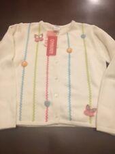 Gymboree NWT NWOT sweater jacket cardigan duster Pretty in Plum Prima Ballerina