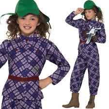 bambini David Walliams Awful ZIA Costume con licenza ufficiale Book Week