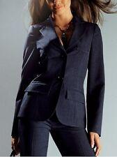 Laura Scott Blazer Gr.44 NEU Damen Anzugjacke Anthrazit Melange Business