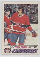 1977-78 O-Pee-Chee #45 Serge Savard Montreal Canadiens Hockey Card