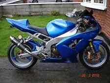 Pipa Werx-Kawasaki Zx636 R b1h 02-04 Moto Gp Carbono raza pueda, Escape, silenciador