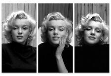 MARILYN MONROE STAMPA TELA ARTE & fotografie GAMMA 70 opzioni tra cui scegliere