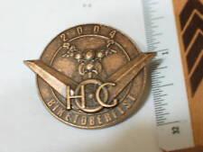 2004 Hog Bike Toberfest Motorcycle PIN Badge Octoberfest